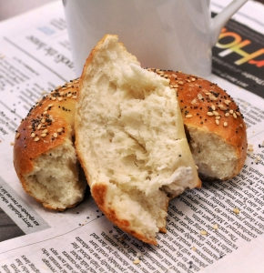 Bagel Breakfast