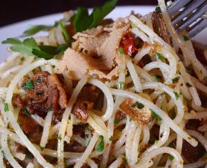 Pasta with Bottarga
